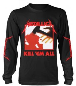 METALLICA - Kill'em all -...