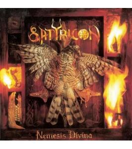 SATYRICON - Logo - Espaldera