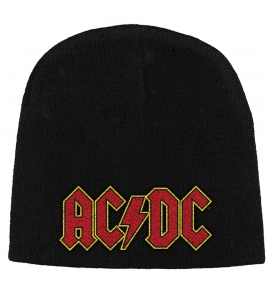 AC/DC - Logo - Gorro