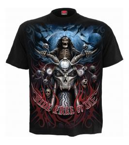 RIDE FREE - Camiseta -...