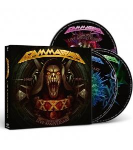 GAMMA RAY - 30 Years - Live...