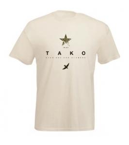 TAKO - Camiseta Ayer, hoy,...