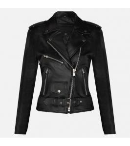 Leather jacket - Girlie