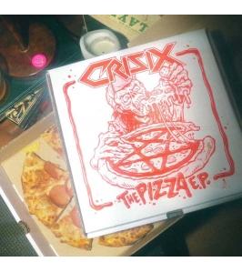 CRISIX - The pizza E.P.