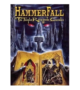HAMMERFALL - The templar renegade crusades DVD